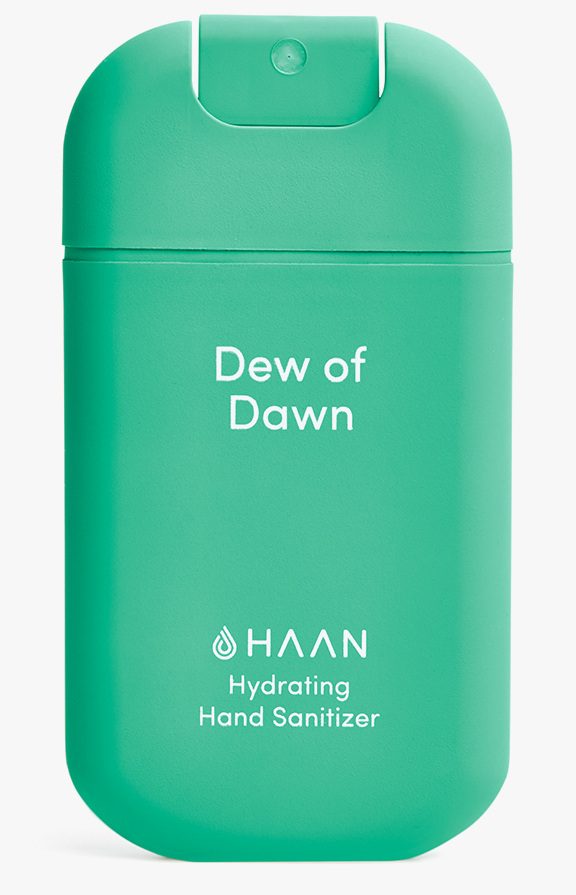 Haan Pocket niisutav käte desinfitseerimisvahend Dew of Dawn 2