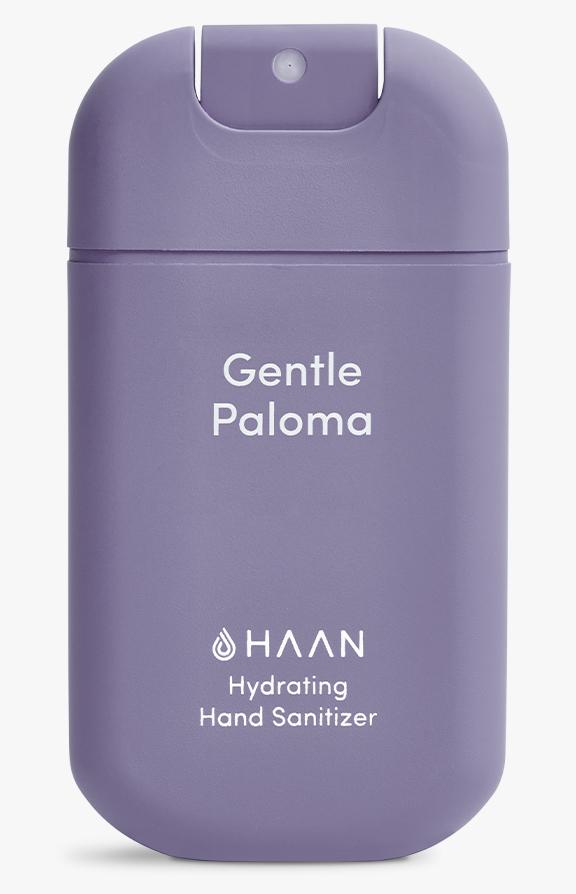 Haan niisutav käte desinfisteerimisvahend Gentle Paloma 2