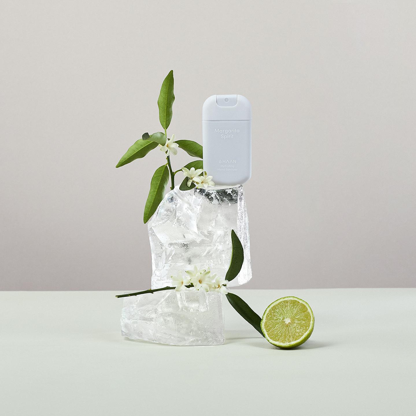 Haan niisutav käte desinfisteerimisvahend Margarita Spirit 5