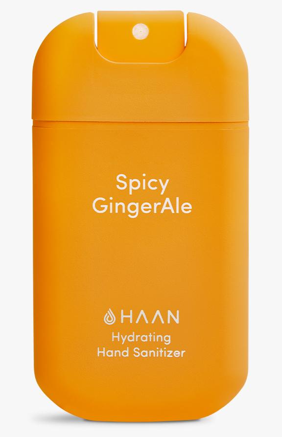 Haan Pocket niisutav käte desinfitseerimisvahend Spicy Gingerale 2