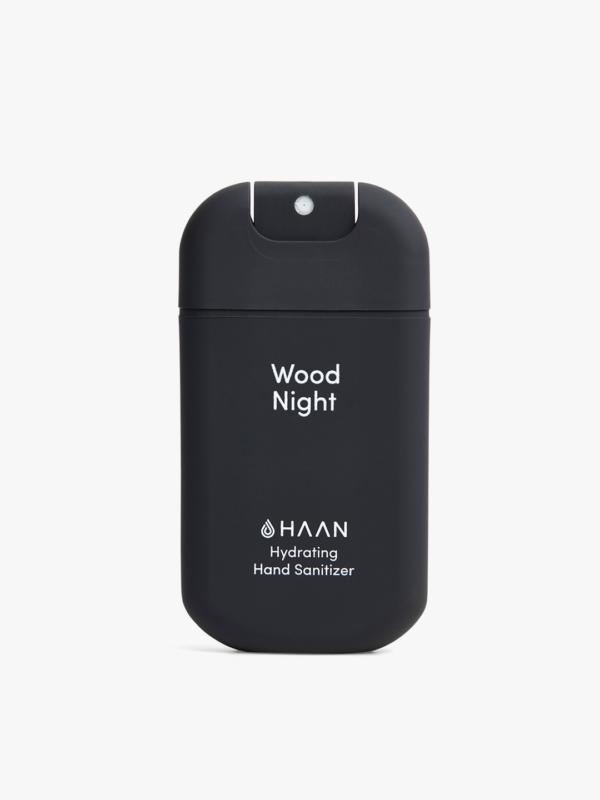 Haan niisutav käte desinfisteerimisvahend Wood Night