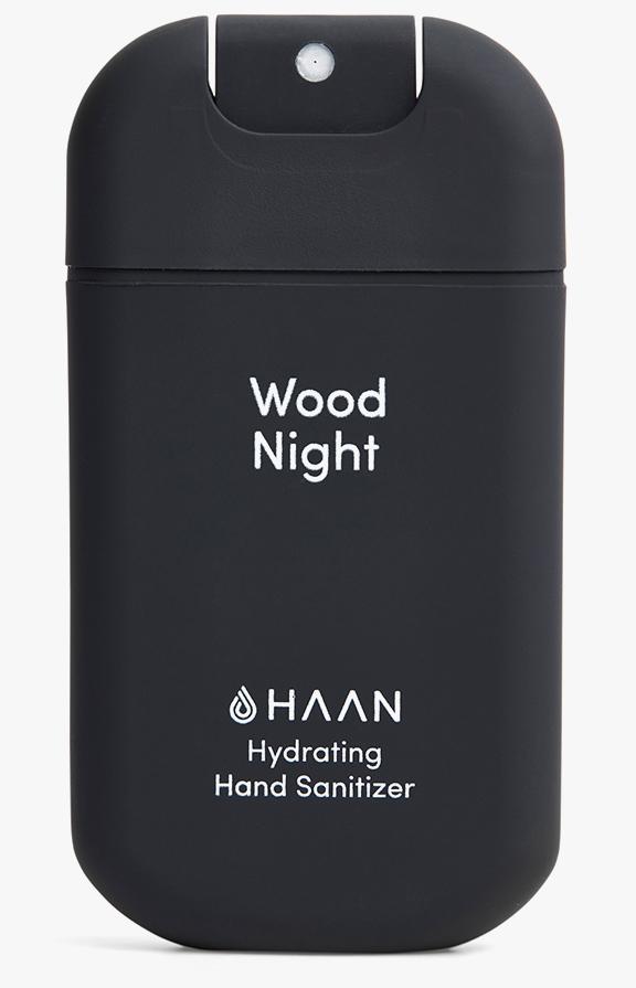 Haan niisutav käte desinfisteerimisvahend Wood Night2