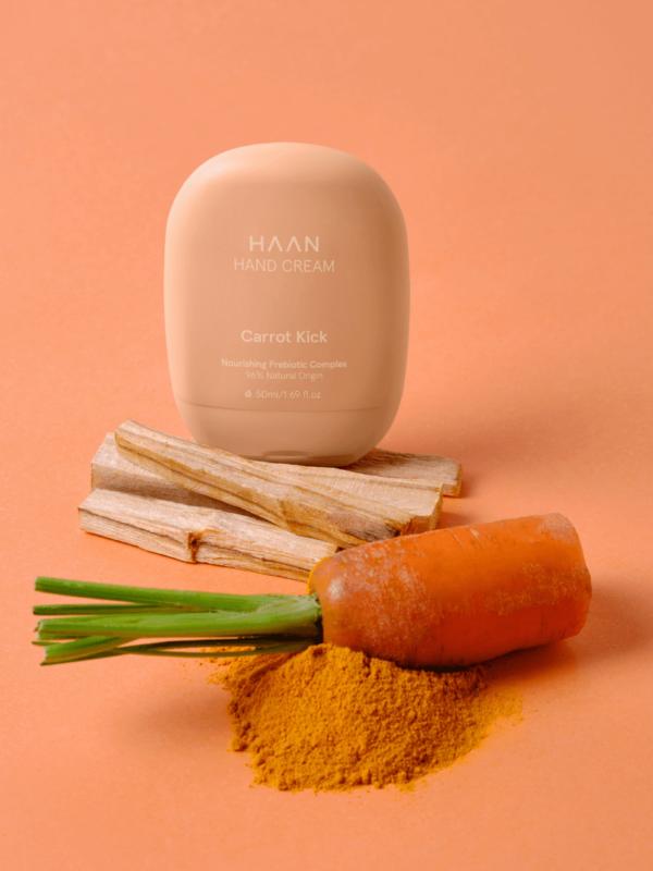 HAAN niisutav kätekreem Carrot Kick