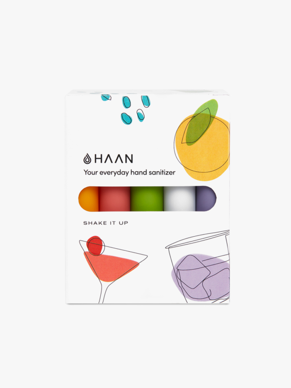 Haan Shake it Up 5-pack 2